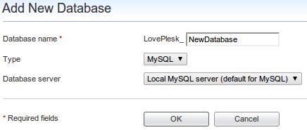 New Database Information