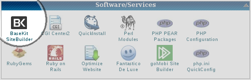Software/services