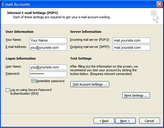 Outlook Express Tutorial 4