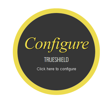 SiteLock Configure TrueShield