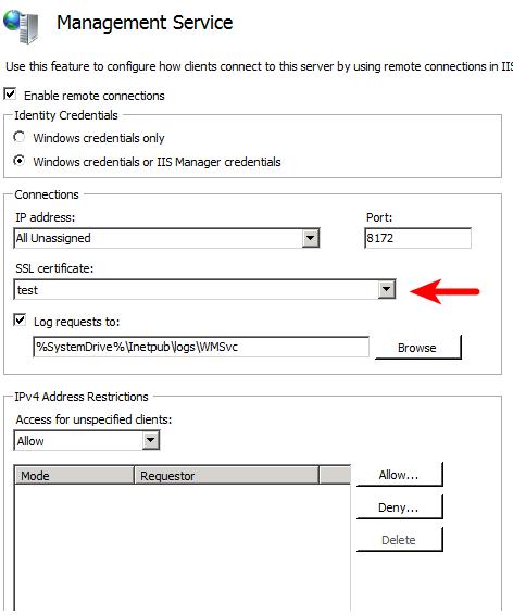 Web Deploy (Web Deployment Tool) | HostGator Support