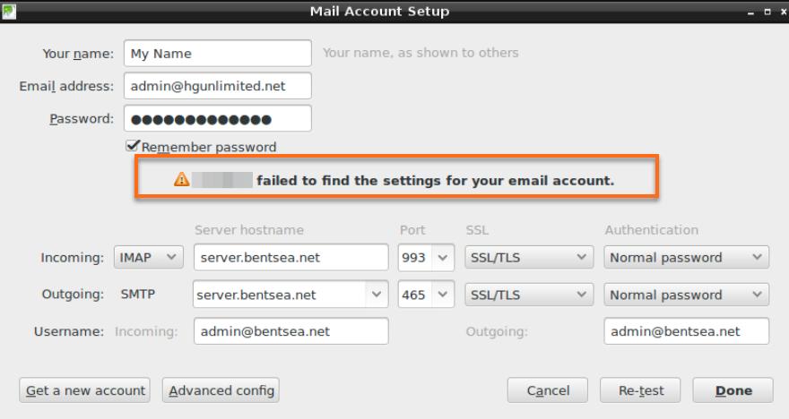 Client Settings Outlook Eudora Thunderbird Mac Ipad Phone Hostgator Support