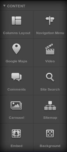 BaseKit Content Widget