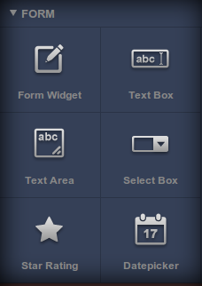 BaseKit Form Widgets