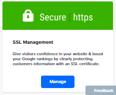 Marketplace SSL