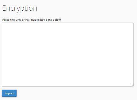 import keys