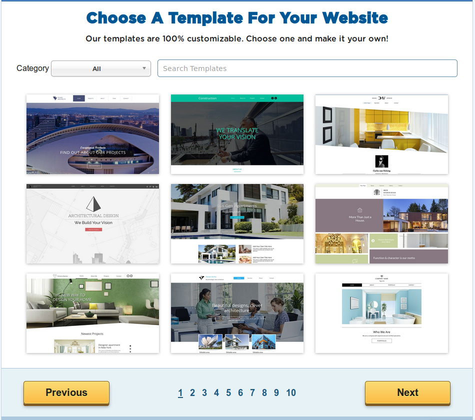 HostGator Website Builder Getting Started HostGatorcom Support - Website template builder
