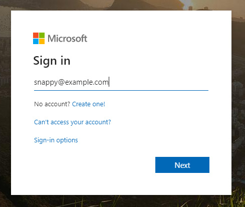 Log Into Microsoft Office Portal