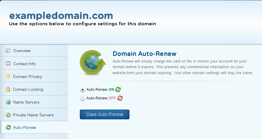 How Do I Renew My Domain Name? « HostGator com Support Portal