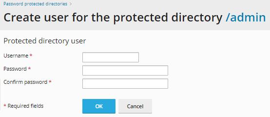 Plesk - Create a User