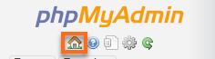 phpMyAdmin icon