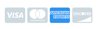 Accepted Credit/Debit Cards