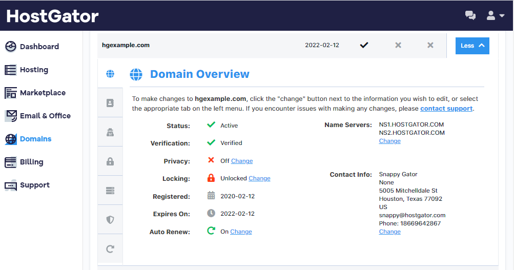 Managed Domains Overview