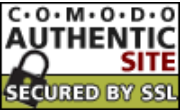 Sectigo Site Seal - 100 Pixel
