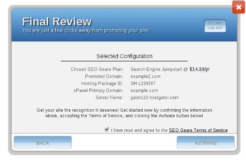 SEO Gears - Final Review