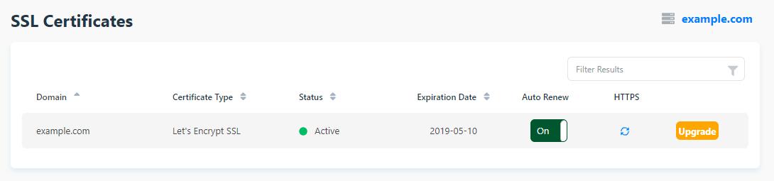 HostGator Billing SSL Manager