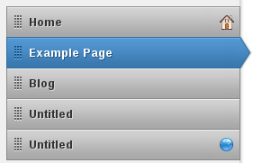 Page Selection