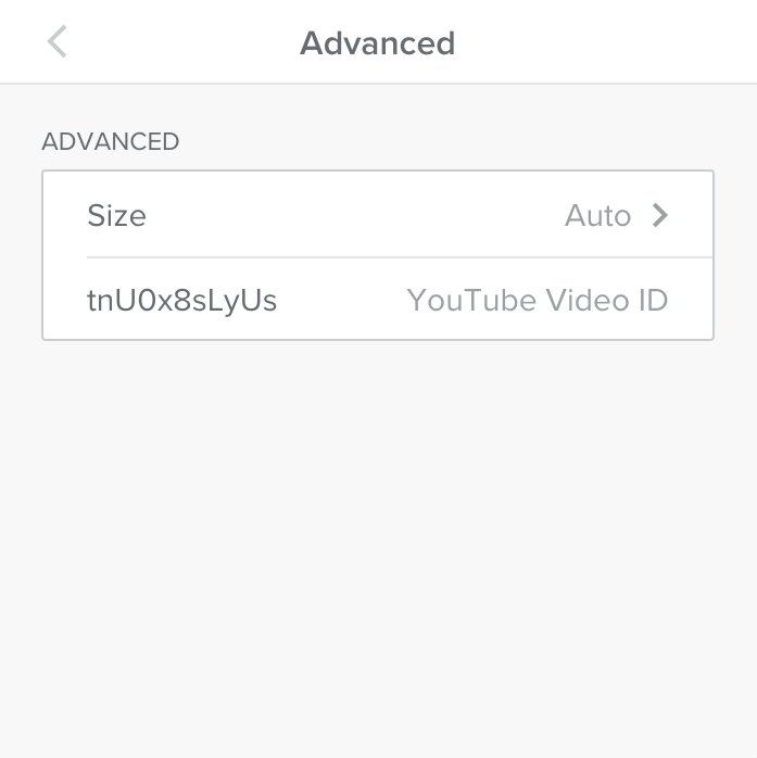 Adding a YouTube Video in Weebly | HostGator Support