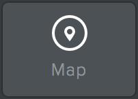 Showing the location of the google maps element
