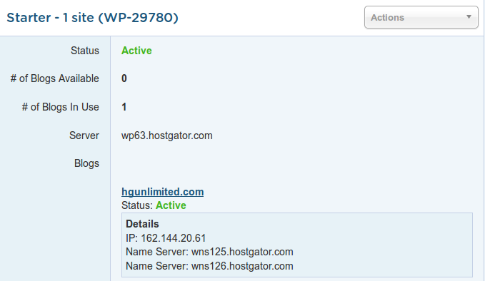 What is My Server Address? | HostGator Support